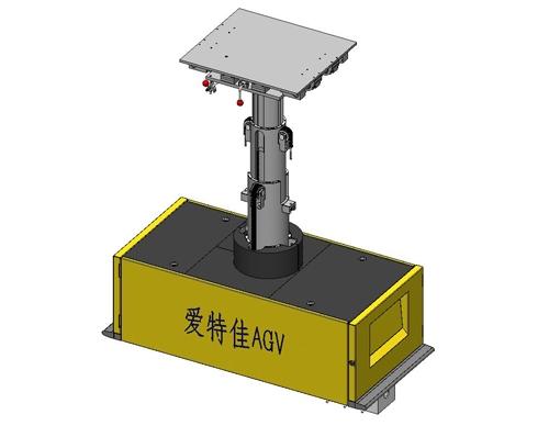 上海單筒舉升AGV